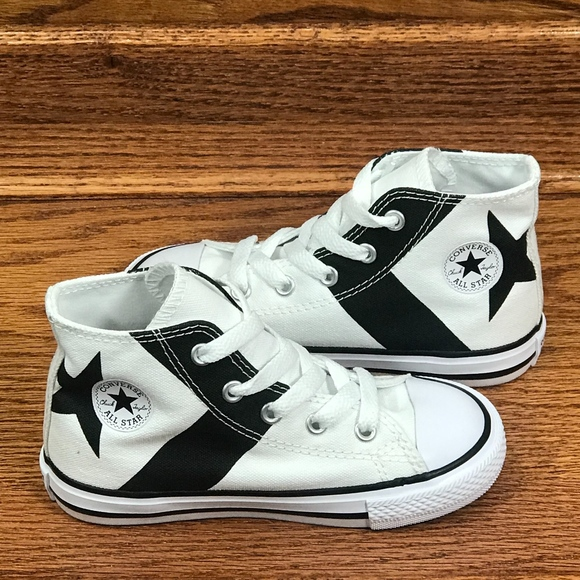 Converse Other - Converse CTAS HI White Black White Shoes